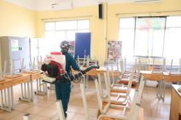 Nhiều tỉnh, thành cho học sinh nghỉ học để phòng virus Corona