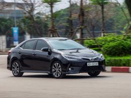 Bảng giá xe Toyota tháng 2/2020, nhiều ưu đãi hấp dẫn