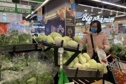 Giá thực phẩm ở các chợ truyền thống tăng sau Tết
