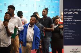 Bộ Lao động Mỹ công bố số liệu việc làm mới trong tháng 1