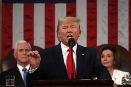 Thành tựu kinh tế - lá bài trong chiến dịch tranh cử của Tổng thống D. Trump