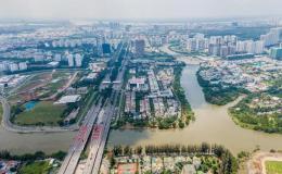 Bán đấu giá các khu đất trong Khu đô thị mới Nam Tp. Hồ Chí Minh