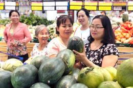 Tp. Hồ Chí Minh kết nối hỗ trợ tiêu thụ hàng nông sản