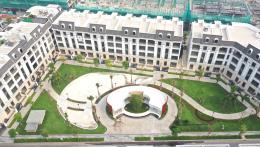 Hoàn thành nhiều dự án thành phần của Khu đô thị Vạn Phúc trong năm 2020