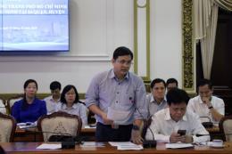 TP Hồ Chí Minh: Các quận, huyện sớm có đề án xây dựng đô thị thông minh