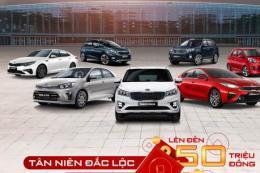 Cập nhật bảng giá xe ô tô Kia tháng 2/2020, ưu đãi đến 50 triệu đồng