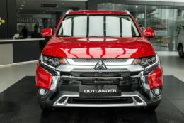 Mitsubishi Việt Nam ra mắt Outlander 2020, ưu đãi đến 50 triệu đồng