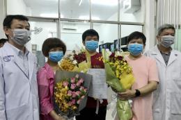 Dự kiến ngày 18/2, thêm 6 bệnh nhân nhiễm virus corona được ra viện