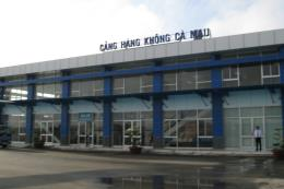 Bộ GTVT điều chỉnh quy hoạch chi tiết Cảng hàng không Cà Mau
