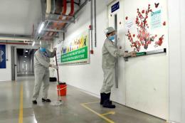 Vĩnh Phúc quản lý chất thải để phòng chống dịch bệnh do virus Corona