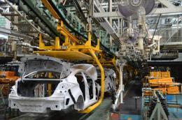 Hyundai ngừng hoạt động một nhà máy do thiếu phụ tùng từ Trung Quốc