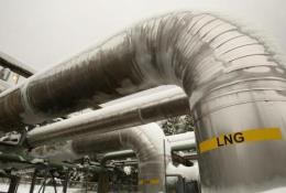 Indonesia hợp tác phát triển LNG với công ty Trung Quốc