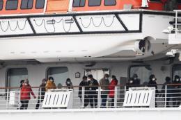 Hai bệnh nhân nhiễm virus Corona trên tàu Diamond Princess tử vong