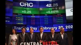 Đại gia Central Retail khởi động đợt IPO lớn nhất lịch sử Thái Lan
