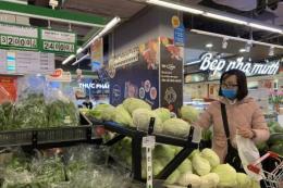 Dịch COVID-19: Hà Nội có phương án chuẩn bị lượng hàng hóa ứng phó dịch