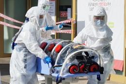 Hàn Quốc ghi nhận thêm 73 trường hợp nhiễm virus Corona mới