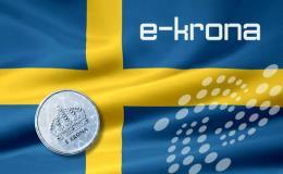 Thụy Điển thử nghiệm đồng tiền số ngân hàng trung ương đầu tiên trên thế giới