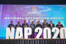 Malaysia khởi động dự án Chính sách Ô tô Quốc gia 2020