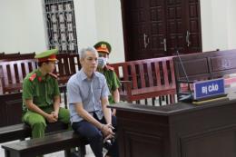 Nguyên Phó Viện trưởng Viện Kiểm sát nhận án 5 năm tù vì ăn hối lộ