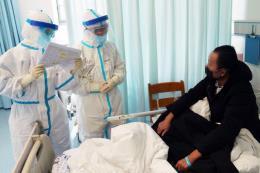 Dịch COVID-19: Tổng số ca được chữa khỏi tại Trung Quốc lên tới 18.631