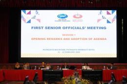 SOM 1 APEC: Thúc đẩy việc xây dựng Tầm nhìn APEC sau năm 2020