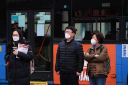 Dịch COVID-19: Dịch bệnh lây lan trên toàn bộ 17 tỉnh, thành Hàn Quốc