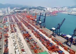Dịch COVID-19: Hàn Quốc chi 380 tỷ won hỗ trợ xuất khẩu nông sản