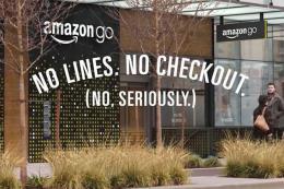 Amazon khai trương siêu thị tự động không cần thu ngân đầu tiên