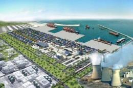 Quảng Trị xây dựng khu bến cảng Mỹ Thủy