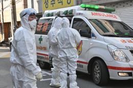 Cập nhật diễn biến dịch do virus Corona đến sáng 29/2: Hàn Quốc thêm 594 ca nhiễm mới