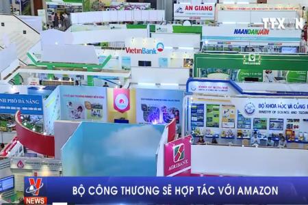 Các doanh nghiệp, cá nhân Việt Nam sẽ được bán hàng trên Amazon