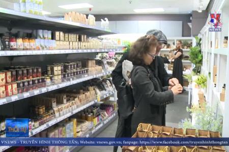 Hàng dược mỹ phẩm Việt Nam được đánh gía cao tại Anh