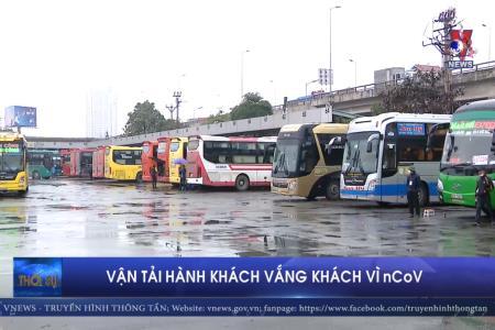 Vận tải hành khách vắng khách vì nCoV