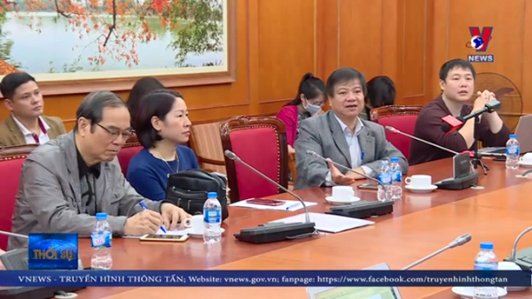 Việt Nam thúc đẩy nghiên cứu các kit test nhanh SARS-CoV-2