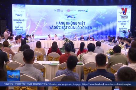 Hàng không Việt nhanh chóng phục hồi sau dịch covid-19