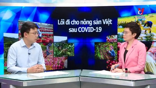 Lối đi cho nông sản Việt hậu COVID-19