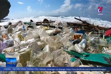 Rác thải trên biển có thể tăng gấp 3 lần vào năm 2040