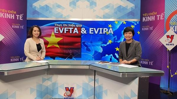 Thực thi hiệu quả EVFTA&EVIPA