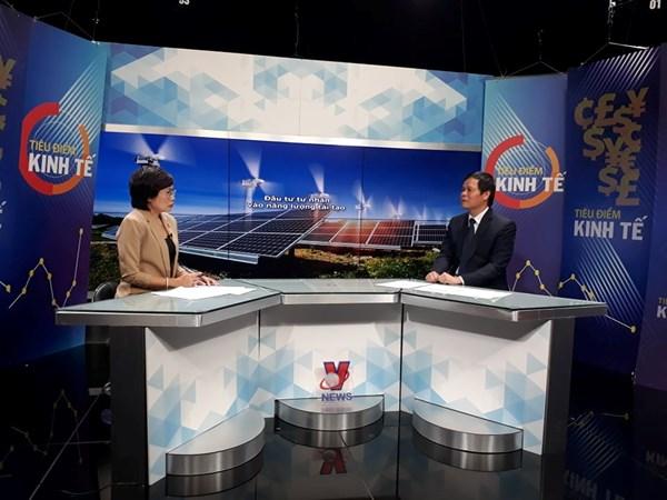Đầu tư tư nhân vào năng lượng tái tạo